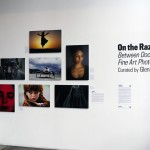 Reza's photographs in On The Razor's Edge curated by Glenn Ruga, photo: Jacob Pastrovich